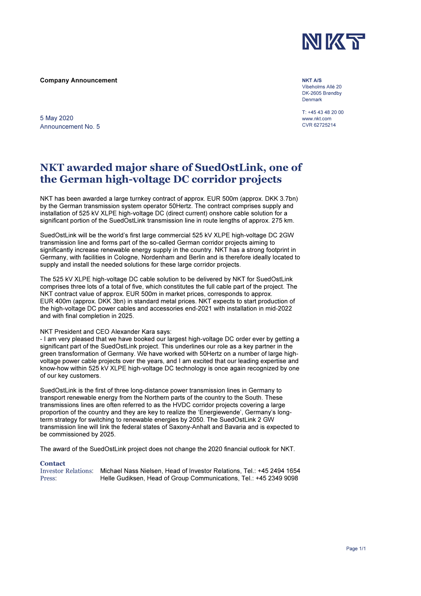 NKT awarded major share of SuedOstLink_one of the German high-voltage DC corridor projects_5.pdf